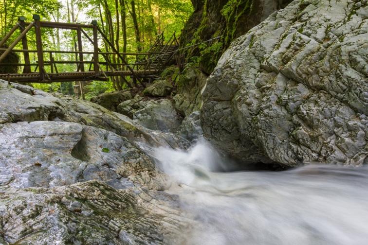 Kesselfallklamm, family friendly  hike Graz