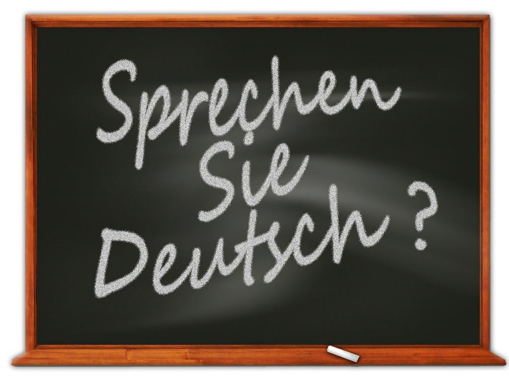 Do you speak German? German classes at Seddwell Center Graz