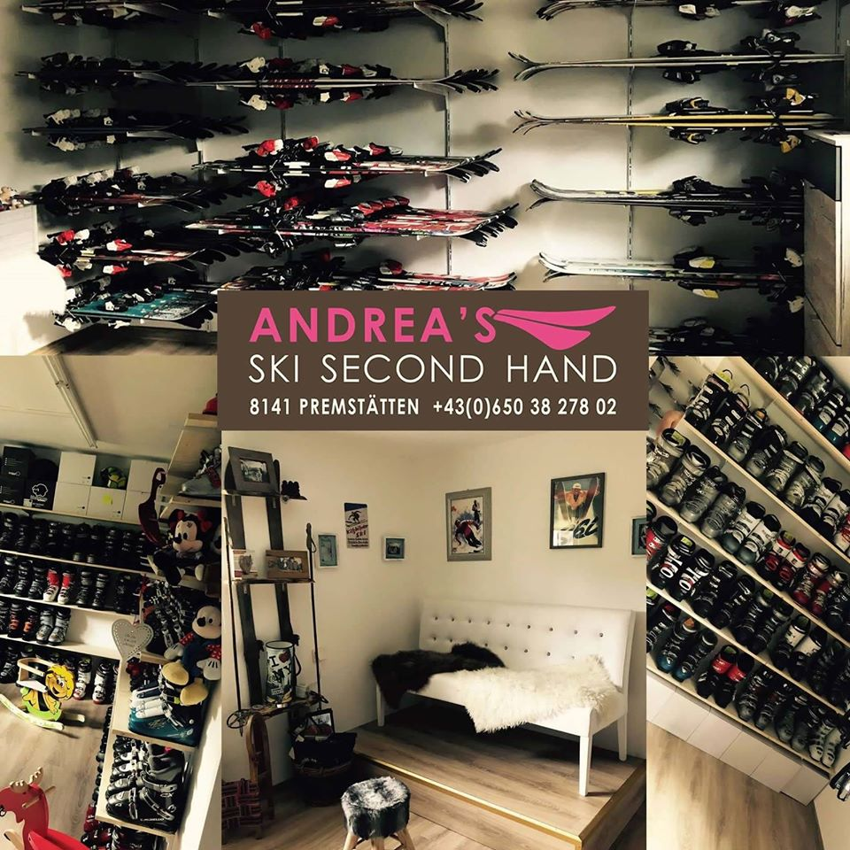 Andrea's ski second hand Graz