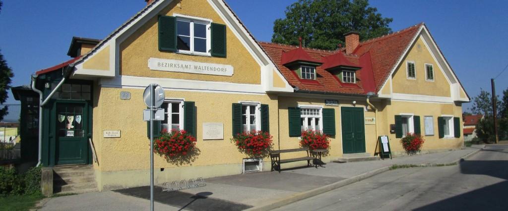 German free conversation class in Graz at Mehr Generationen Haus.